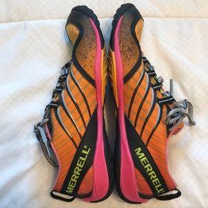 Merrell Shoes - Merrell Barefoot Glove Vibram Shoes Women's 6.5